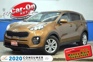 Used 2017 Kia Sportage REAR CAM HTD SEATS ONLY 22,000 KM LOADED for sale in Ottawa, ON