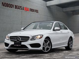 Used 2017 Mercedes-Benz C-Class 4dr Sdn C 300 4MATIC for sale in Mississauga, ON