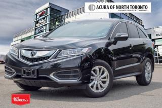 Used 2016 Acura RDX Tech at No Accident| Remote Start| Navigation for sale in Thornhill, ON