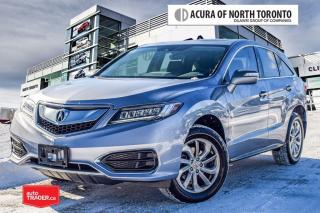 Used 2017 Acura RDX At No Accident| Dealer Serviced| Back-Up Camera for sale in Thornhill, ON