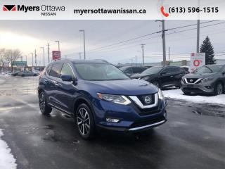 Used 2017 Nissan Rogue SL Platinum  - Sunroof -  Navigation - $163 B/W for sale in Ottawa, ON