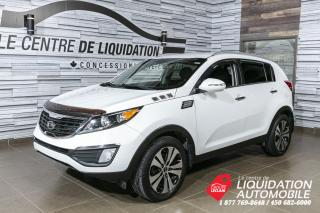 Used 2012 Kia Sportage AWD for sale in Laval, QC