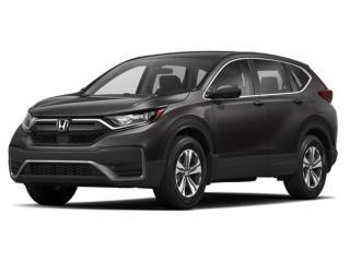 New 2020 Honda CR-V LX for sale in Port Moody, BC