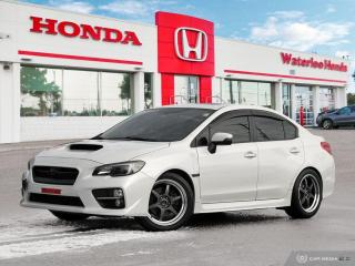 Used 2017 Subaru WRX Sport-tech Sold Pending Customer Pick Up!! for sale in Waterloo, ON
