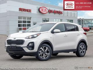 New 2020 Kia Sportage LX for sale in Lethbridge, AB