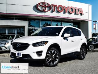 Used 2016 Mazda CX-5 GT AWD at for sale in Surrey, BC