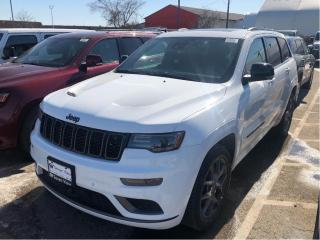 New 2020 Jeep Grand Cherokee Limited X for sale in Concord, ON