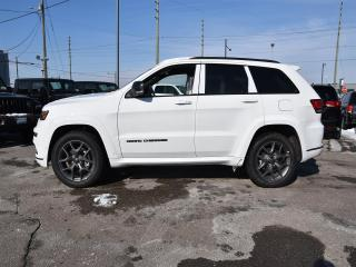 Used 2020 Jeep Grand Cherokee Limited X NAVI/FULL SUNROOF/EXECUTIVE DEMO for sale in Concord, ON