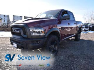 New 2019 RAM 1500 Classic Warlock 4x4 for sale in Concord, ON