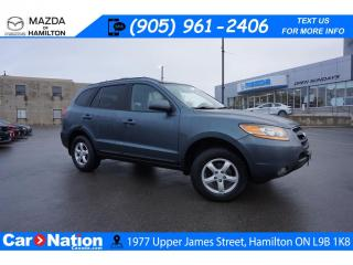 Used 2009 Hyundai Santa Fe GLS | AS-TRADED | LEATHER | SUNROOF | HTD SEATS for sale in Hamilton, ON