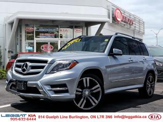 Used 2013 Mercedes-Benz GLK-Class BlueTEC Diesel, BLUETOOTH, NAVIGATION, BACKUPCAM, DUAL SUNROOF,KEEP LANE WARNING SYSTEM, for sale in Burlington, ON