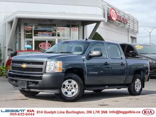 Used 2013 Chevrolet Silverado 1500 WT V8 BASE WORK TRUCK, GREAT FOR PLOWING for sale in Burlington, ON