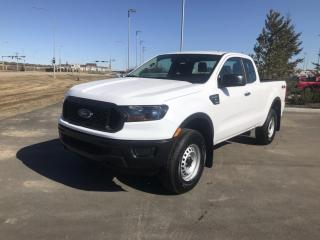 New 2020 Ford Ranger XL for sale in Fort Saskatchewan, AB