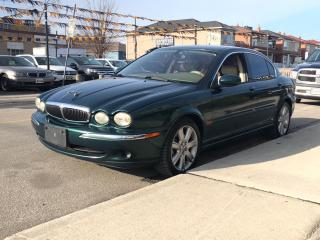 Used 2003 Jaguar X-Type for sale in Scarborough, ON