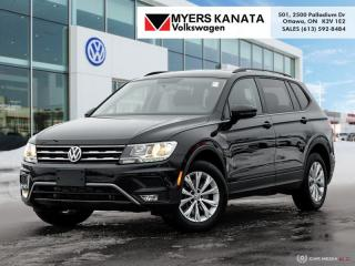 Used 2018 Volkswagen Tiguan Trendline  -  Bluetooth for sale in Kanata, ON