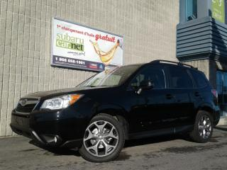 Used 2015 Subaru Forester Limited*90$/sem*cuir*gps*toit*awd for sale in Richelieu, QC