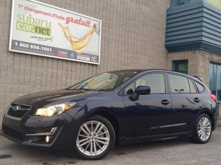 Used 2016 Subaru Impreza Sport*77$/sem*eyesight*toit*mags*camera*awd for sale in Richelieu, QC