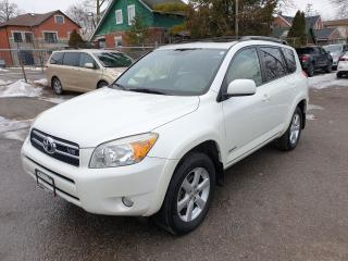 Used 2008 Toyota RAV4 LIMITED  for sale in Brampton, ON