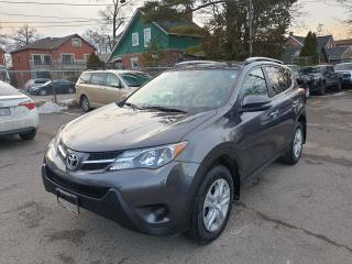 Used 2014 Toyota RAV4 LE for sale in Brampton, ON