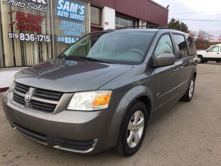 Used 2009 Dodge Grand Caravan SE/STO N' GO/BLUETOOTH for sale in Guelph, ON
