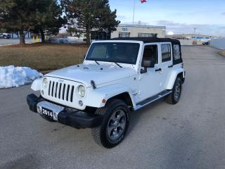 Used 2014 Jeep Wrangler Sahara for sale in Cambridge, ON