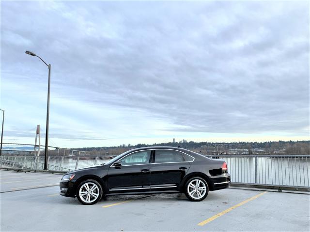 2012 Volkswagen Passat TDI DSG Highline - ONLY 87K - 1 OWNER