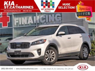 Used 2019 Kia Sorento EX AWD | 7-PASSENGER | LEATHER | POWER SEAT for sale in St Catharines, ON