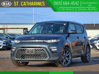 Used 2020 Kia Soul EX Premium | Navigation | Leather | Safety Tech for sale in St Catharines, ON
