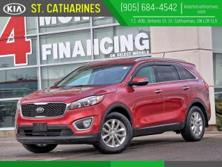 Used 2016 Kia Sorento LX AWD | NAVIGATION | HTD SEAT | CRUISE CTRL for sale in St Catharines, ON