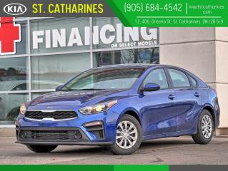 Used 2020 Kia Forte LX | Heated Seat | Android Auto | 8inch Display for sale in St Catharines, ON