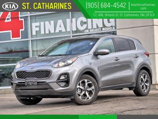 Used 2020 Kia Sportage LX AWD | Android Auto | 8inch Screen | Heated Seat for sale in St Catharines, ON