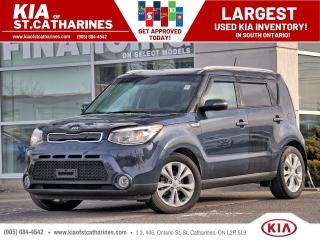 Used 2015 Kia Soul EX+ | Heated Seat | Backup Camera | Cruise for sale in St Catharines, ON