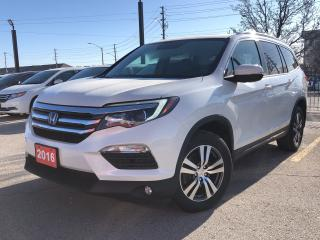 Used 2016 Honda Pilot EX-L NAVI for sale in Toronto, ON