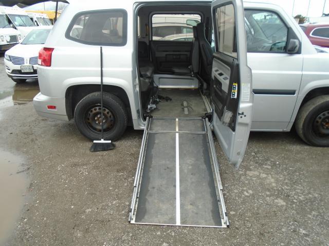 2012 VPG MV-1 Wheelchair van