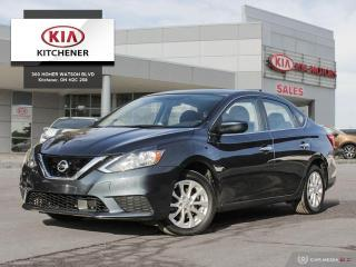 Used 2018 Nissan Sentra 1.8 SV, SUNROOF, CARFAX CLEAN!!! for sale in Kitchener, ON