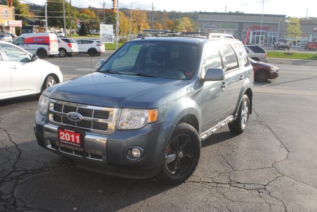 2011 Ford Escape Limited 4WD 2011 Ford Escape Limited 4WD