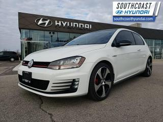 Used 2017 Volkswagen Golf GTI 5-Door Autobahn  - 	Navigation - $170 B/W for sale in Simcoe, ON