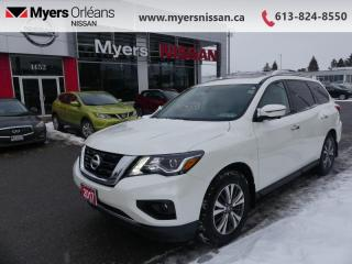 Used 2017 Nissan Pathfinder SL  - Leather Seats - $185 B/W for sale in Orleans, ON