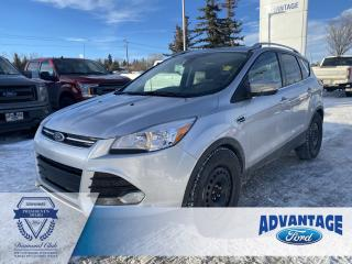 Used 2014 Ford Escape Titanium Panoramic Roof - Remote Start for sale in Calgary, AB