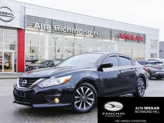 Used 2016 Nissan Altima 2.5 SV SV | MOONROOF | HEATED SEATS | POWER SEATS | for sale in Richmond Hill, ON