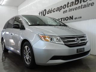 Used 2013 Honda Odyssey EX 8 PASSAGERS - LECTEUR DVD for sale in St-François-Du-Lac, QC
