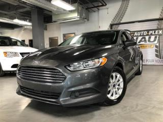 Used 2015 Ford Fusion S for sale in Montreal, QC