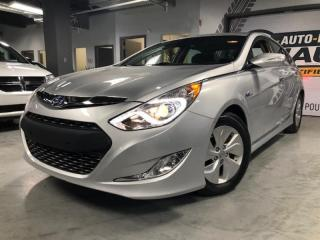 Used 2013 Hyundai Sonata Hybride BANCS CHAUFFANTS /BLUETOOTH for sale in Montreal, QC