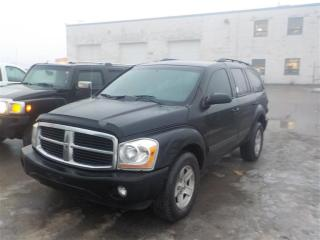 Used 2006 Dodge Durango SLT for sale in Innisfil, ON