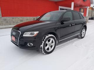 Used 2015 Audi Q5 2.0T Komfort for sale in Cornwall, ON