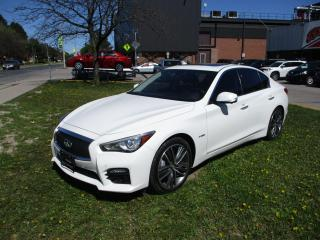 Used 2015 Infiniti Q50 S ~ Hybrid ~ 2 SETS OF RIMS & TIRES for sale in Toronto, ON
