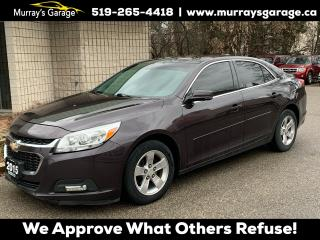 Used 2015 Chevrolet Malibu 1LT for sale in Guelph, ON