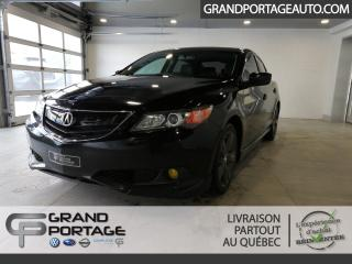 Used 2015 Acura ILX Dynamic **GPS**Cuir** Toit Manuelle for sale in Rivière-Du-Loup, QC