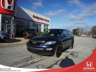 Used 2009 Mazda CX-9 Sport AWD // 7 Passenger - Clean Carproof for sale in Bridgewater, NS