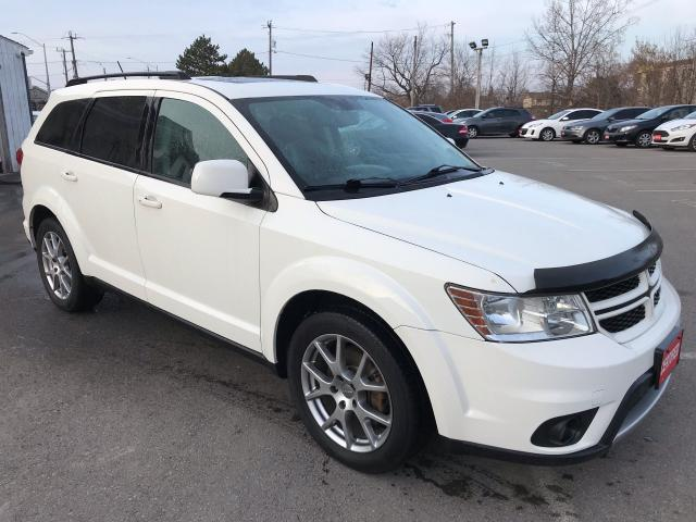 2013 Dodge Journey R/T ** AWD, NAV, BACKUP CAM, AUTOSTART **